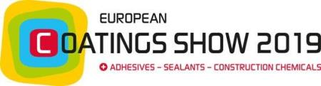 European coatings show logo
