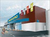Castorama Stores in Europe