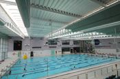 Freemans Quay Pool and Leisure Center in Durham UK