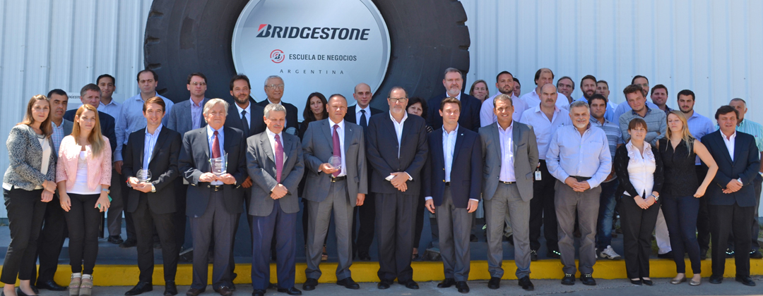 Bridgestone Top Supplier Rating