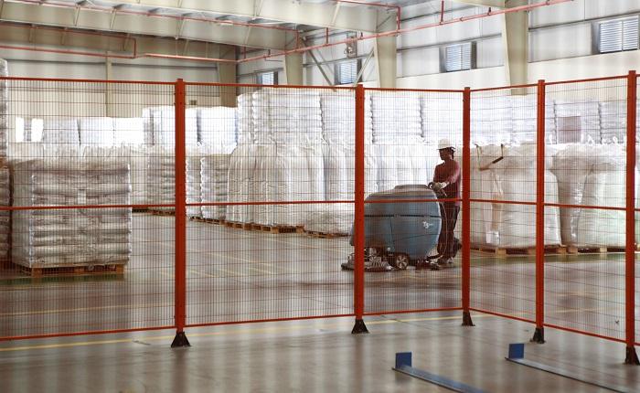 Port Jerome warehouse