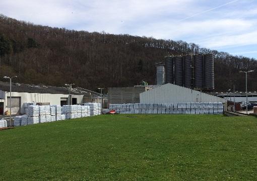 Pepinster facility