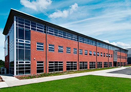 Ellesmere Port office building