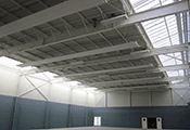 Bouaye Sports Hall in Nantes France