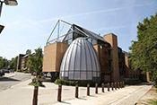 Convent of Fra Angelico in Louvain La Neuve Belgium