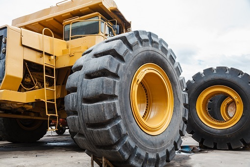 Engineered Elastomer Composites for Off the Road Tires