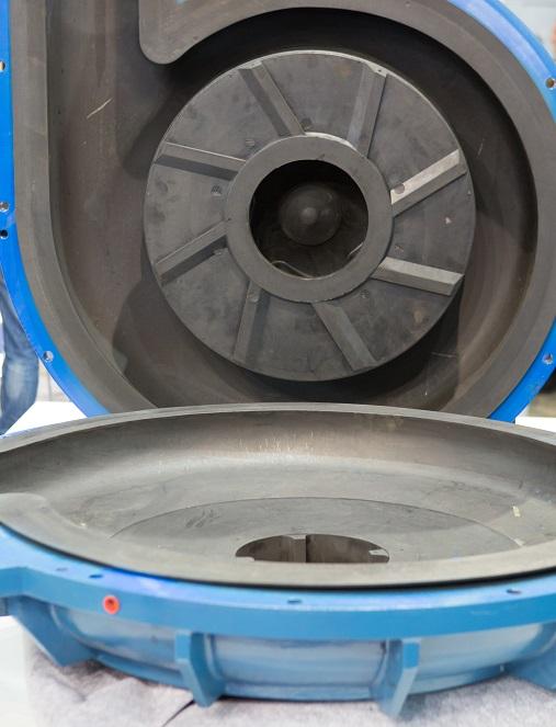 Engineered Elastomer Composites for Slurry Pumps